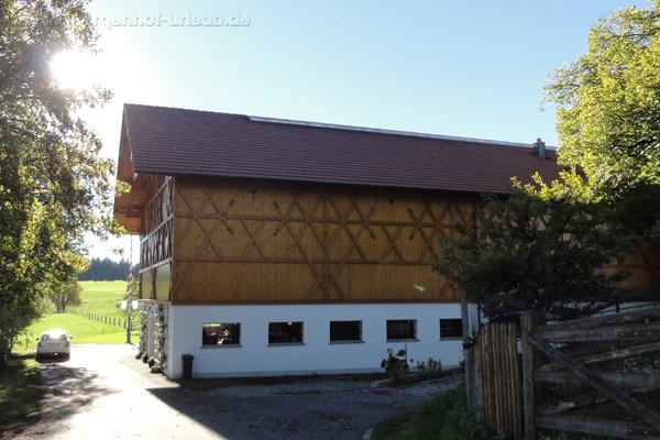 Ferienwohnung Oberbayern Anfahrt